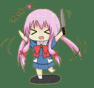 Chibi Yuno Mirai Nikki Gasai Manga