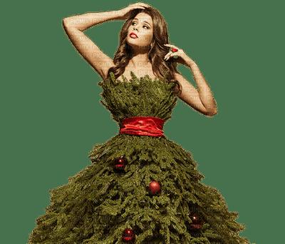 Woman - Christmas - Bogusia