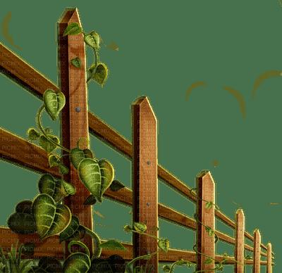 fence garden clôture jardin