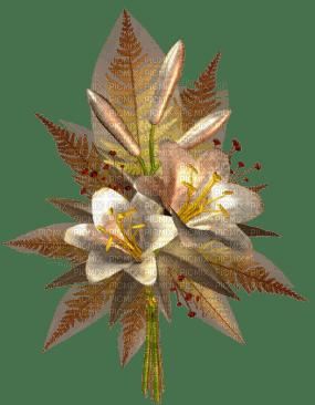 Flowers beige bp