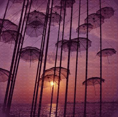 Thessaloniki's umbrellas