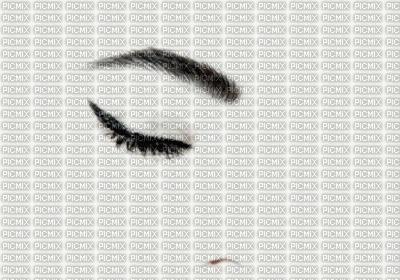 image encre femme visage oeil edited by me
