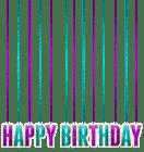 Kaz_Creations Deco Birthday Text Happy Birthday Hanging
