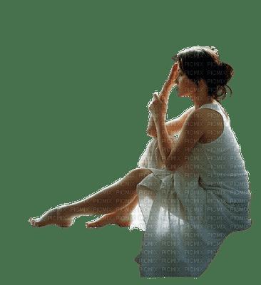 Kaz_Creations Woman Femme Sitting