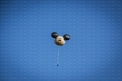 image encre effet anniversaire Mickey Disney edited by me