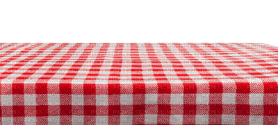 Checker, Checkered, Table, Tablecloth, Red - Jitter.Bug.Girl