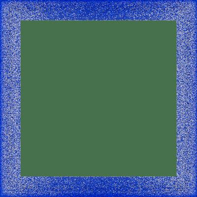 Frame Deco Blue JitterBugGirl