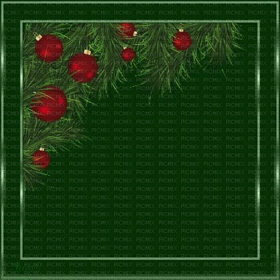 background-christmas-deco-green