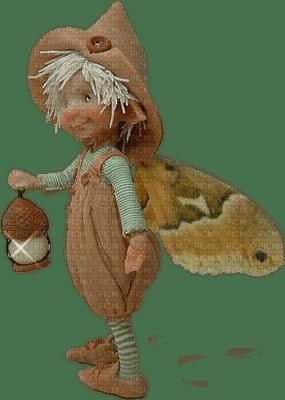 gnome boy lantern