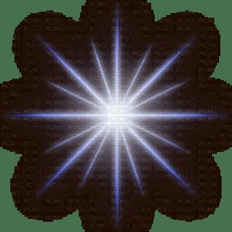 blue  sparkl star