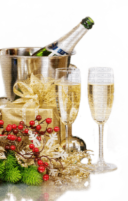 Champagne Happy Birthday Joyeux Anniversaire Bluedream70 Champagne Happy Birthday Joyeux Anniversaire Tube Christmas New Year Deco Decoration Picmix