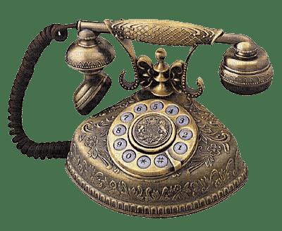 vintage téléphone