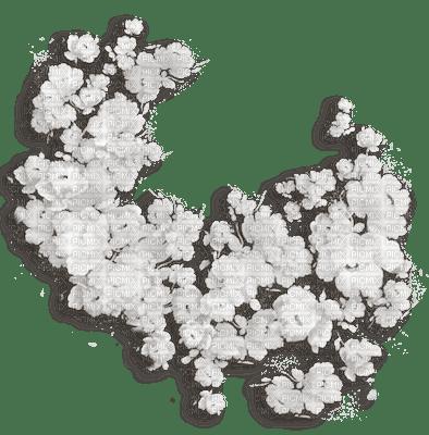 Kaz_Creations Deco  White Flowers