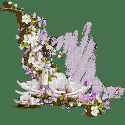 Cadre fleuri picmix for Bouquet de fleurs 6 lettres