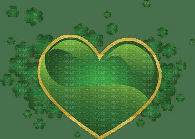 st patrick coeur heart deco