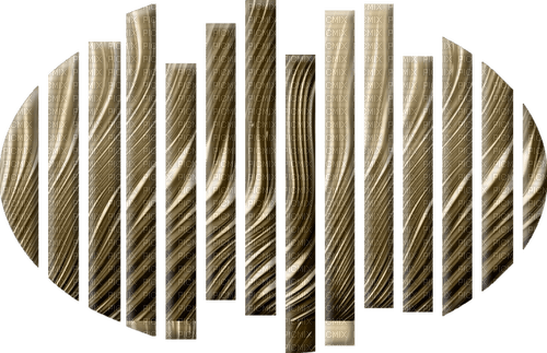 rfa créations - slats doré