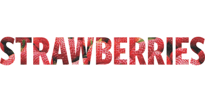 Kaz_Creations Logo Text Strawberries