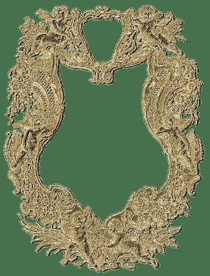 angel frame gold-Cadre d\'ange d\'or-cornice angelo oro-ängel ram guld ...
