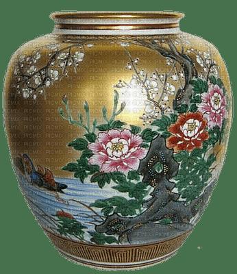 japan vase deco