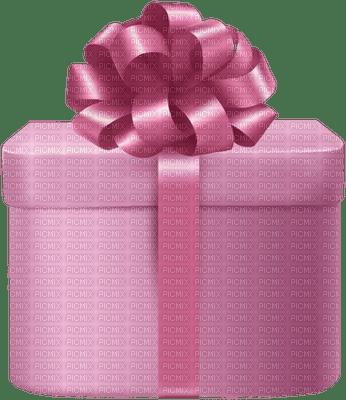 Kaz_Creations Gift Box Birthday Ribbons Bows  Occasion Pink