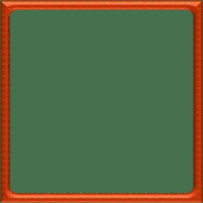 munot - rahmen - frame - cadre - orange