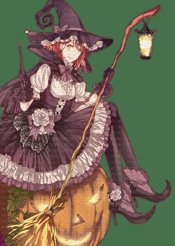 Anime witch ❤️ elizamio
