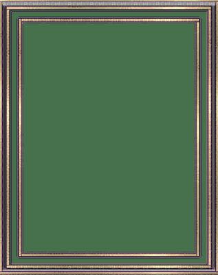 Frame Gold Transparent