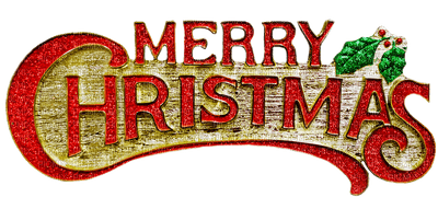 Kaz_Creations Deco Merry Christmas Logo Text
