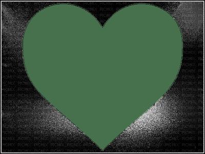 Corazón Blanco Y Negro Picmix