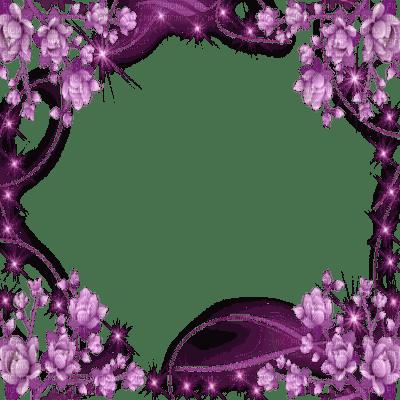 frame cadre rahmen purple fleur flower spring printemps