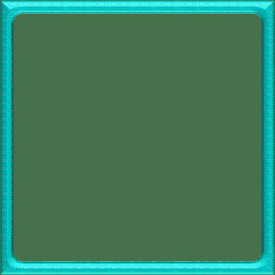munot - rahmen türkis - turquoise frame - turquoise cadre