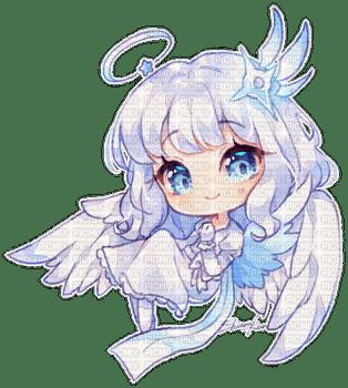 Angel cute mignon ange kawaii blanc White
