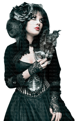 femme Pelageya gothic