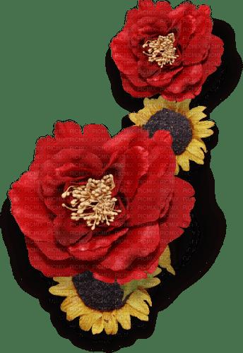 autumn flower flowers deco kikkapink