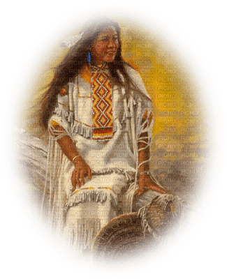 American Indian woman bp