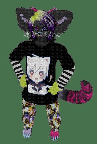 Kawaii catboy