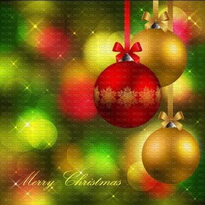 christmas balls bg noel fond