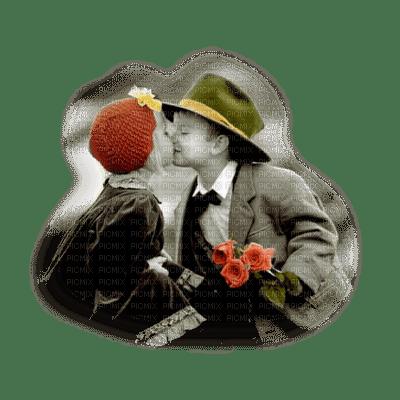 CHILDS KISS VINTAGE enfants amour