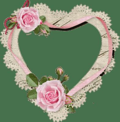 frame cadre rahmen  deco tube spring printemps frühling primavera весна wiosna  flower fleur blossom bloom blüte fleurs blumen heart coeur vintage rose  pink