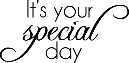 Special Day Text - Bogusia
