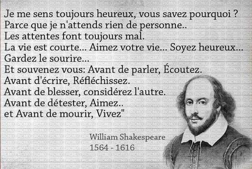 charmille - citations -  textes divers