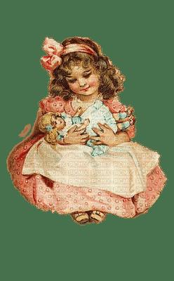 Menina e boneca