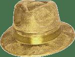 Kaz_Creations Gold Deco Scrap Hat