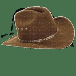 Brown Western Hat