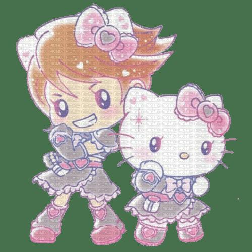 Futari wa Precure Cure Black x Hello Kitty