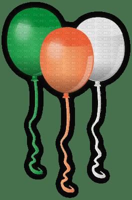 st patrick balloons ireland  deco
