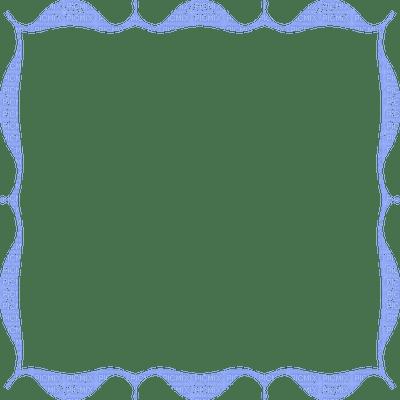 cadre bleu frame blue