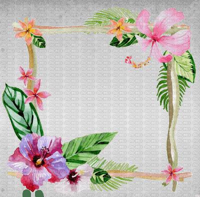 loly33 cadre fleur loly33 cadre fleur fleur flower exotique tropical cadre tahiti. Black Bedroom Furniture Sets. Home Design Ideas
