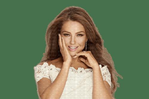 Woman Thalia White Beige - Bogusia