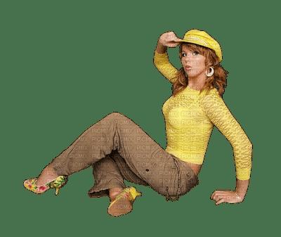 woman sitting, sunshine3